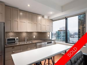 Coal Harbour Condo for sale:  1 bedroom 563 sq.ft. (Listed 2019-04-30)